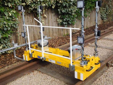 TS1 - Lighting Push Trolley
