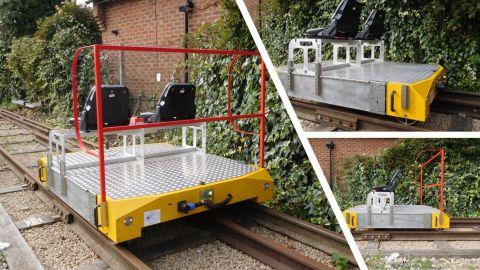 Motorised Electric Platform (MEP) Video