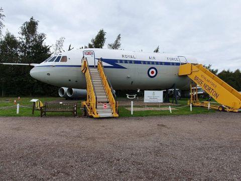 East Midlands Aeropark VC10 - XV108 Update