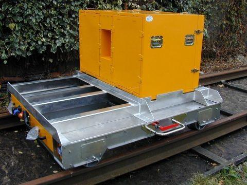 MEV - Motorised Evaluation Vehicle