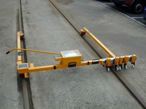 SLMT - Push Track Geometry Trolley