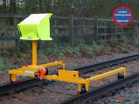 DMT - Distance Measuring Trolley