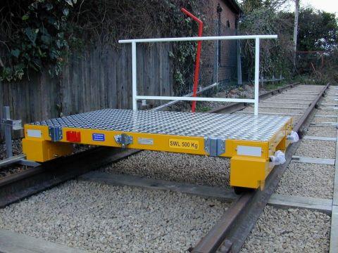TS2 - Rail Push Trolley