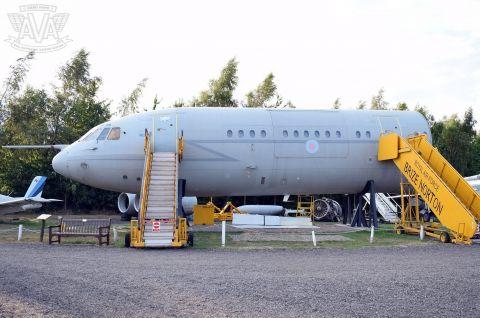 East Midlands Aeropark VC10 - XV108