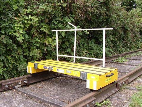 TS1 - Rail Push Trolley